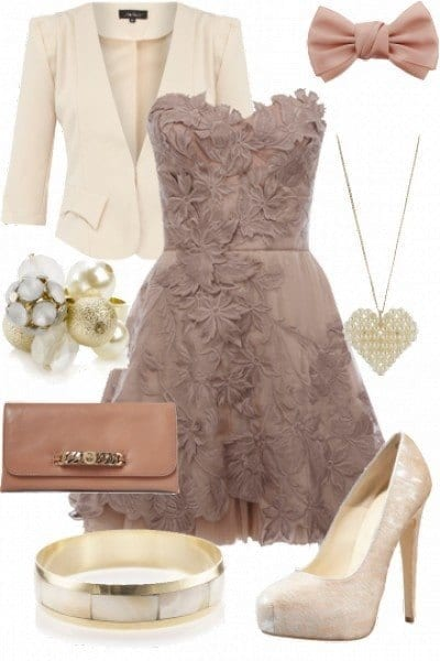 wedding-guest-dress10 Cute Fall Wedding Guest Outfits-20 Ideas What Dress to Wear