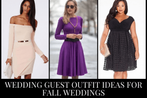 Fall Wedding Fashion20 Outfits To Wear For a Wedding In Fall