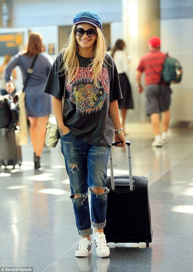 54a5de20df4ab9634fd69bacb98a62d5 Cute Outfits To Wear At Airport-18 Best Airport Styling Tips