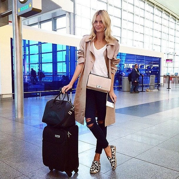 Cute Outfits To Wear At Airport 18 Best Airport Styling Tips