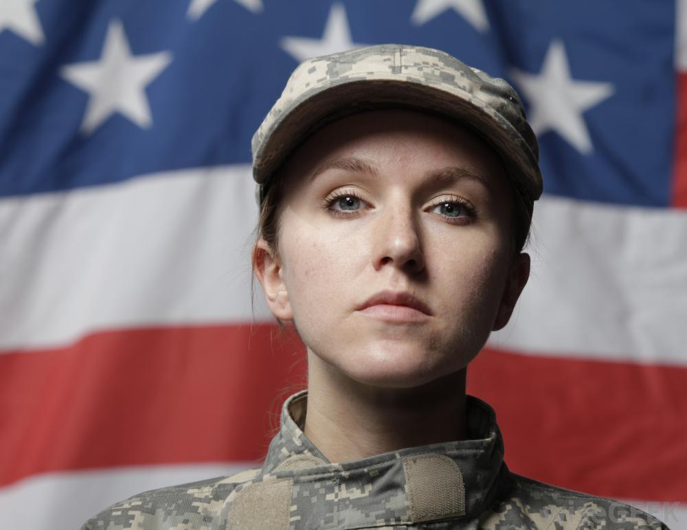 8-1 Top 10 Countries with Most Beautiful Women Soldiers in World