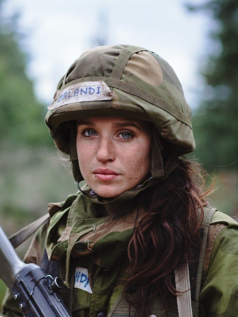 9-1-768x1024 Top 10 Countries with Most Beautiful Women Soldiers in World