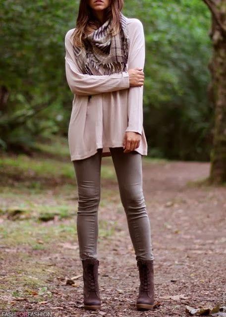 9bdbab1e796b5bd9b7eeb23a395b169f Brown Boots Outfits-18 Stylish Ways to Wear Brown Boots