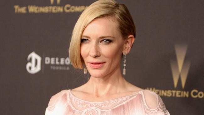 Cate Stylish Older Women-30 of the Most Fashionable Aged Women Alive