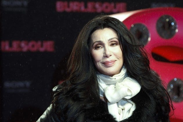 Cher Stylish Older Women-30 of the Most Fashionable Aged Women Alive