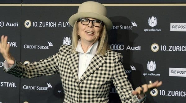 Diane-Keaton Stylish Older Women-30 of the Most Fashionable Aged Women Alive