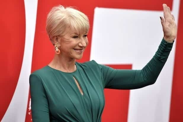 Helen-Mirren Stylish Older Women-30 of the Most Fashionable Aged Women Alive