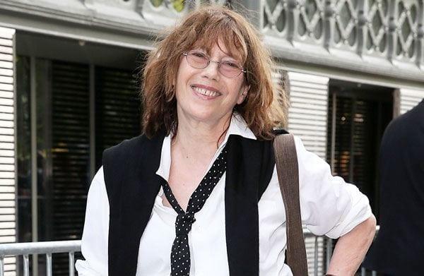Jane-Birkin Stylish Older Women-30 of the Most Fashionable Aged Women Alive