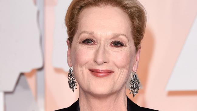 Meryl Stylish Older Women-30 of the Most Fashionable Aged Women Alive