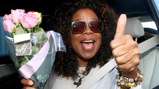 Oprah Stylish Older Women-30 of the Most Fashionable Aged Women Alive