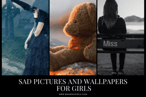 20 Sad Pictures and Wallpapers of Sadness for Girls