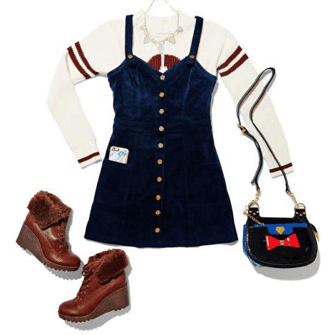 Snip-18 Winter School Outfit Ideas-20 Cute Dressing Ideas for School Girls