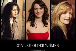 Stylish Older Women – 30 Most Fashionable Aged Women Alive