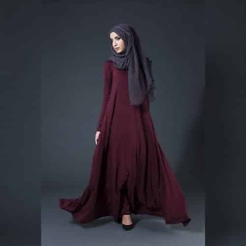 Summer-wear-Abaya-e1453045590998 2019 Abaya Fashion-20 Latest Abaya Style Designs for Beautiful Look