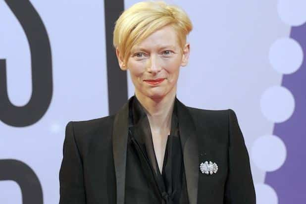 Tilda-Swinton Stylish Older Women-30 of the Most Fashionable Aged Women Alive