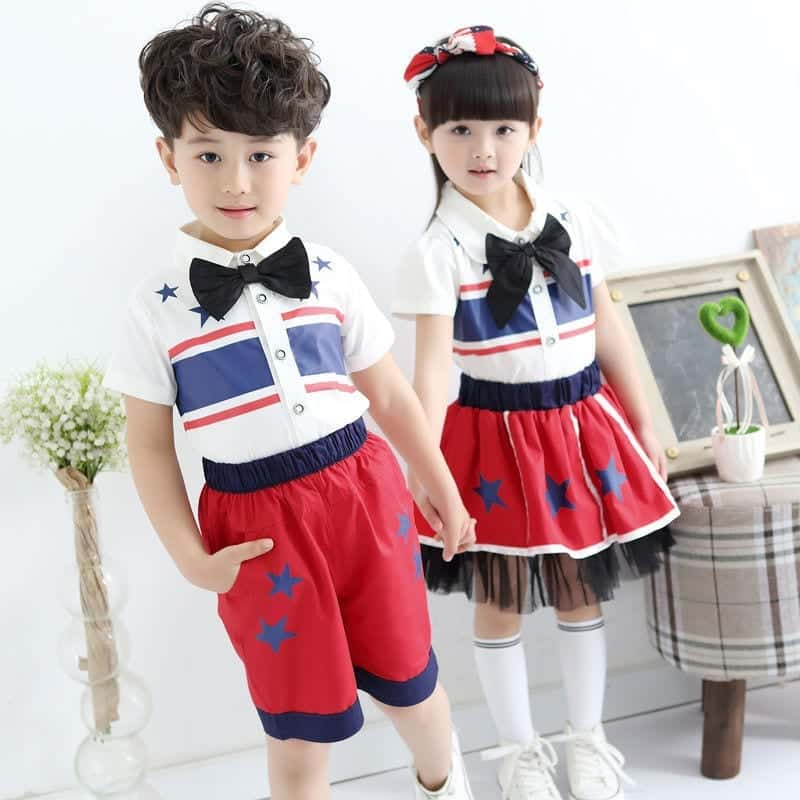 Unique-style-font-b-sister-b-font-brother-font-b-matching-b-font-clothing-t-font 14 Cute Matching Outfits For Siblings That The Family Will Love
