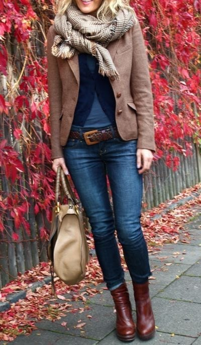 a5d0cc2ef7cf4c744e5f6c23b271a61d Brown Boots Outfits-18 Stylish Ways to Wear Brown Boots