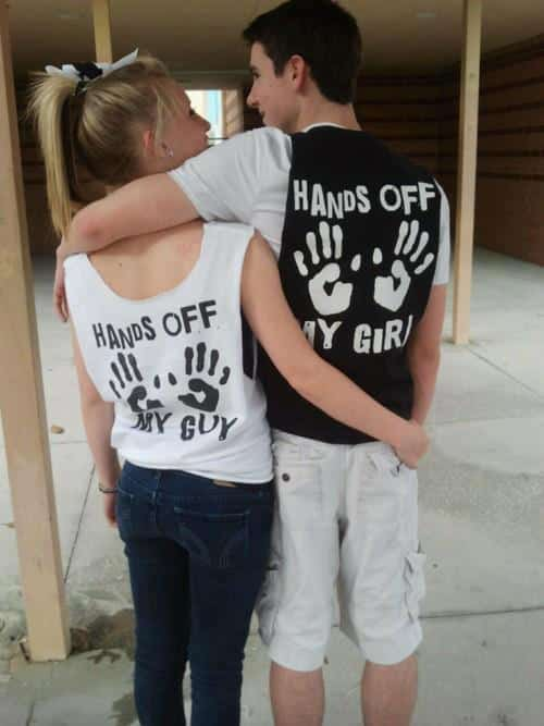 c1 20 Cute Matching Outfits for Couples-Boyfriend Girlfriends