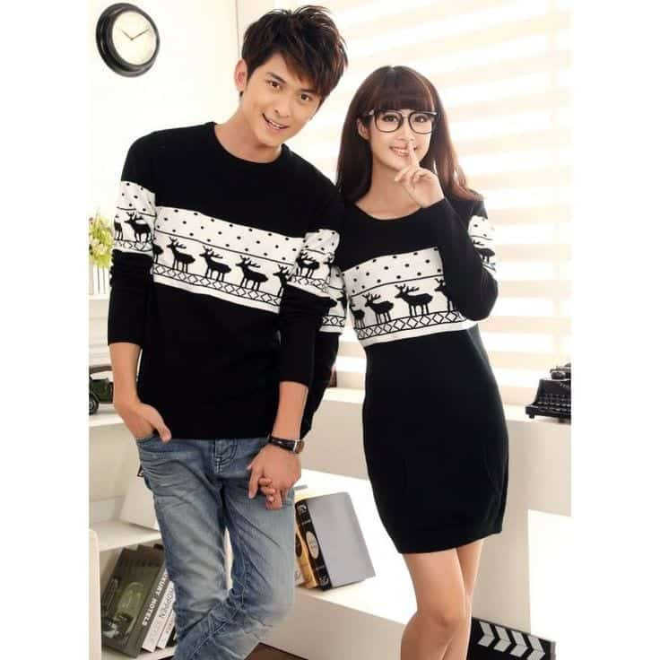 c4 20 Cute Matching Outfits for Couples-Boyfriend Girlfriends