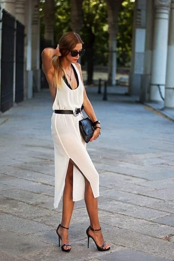 cami-outfit-ideas-19 How to Wear Cami Dress - 20 Camisole Outfit Ideas with Tips