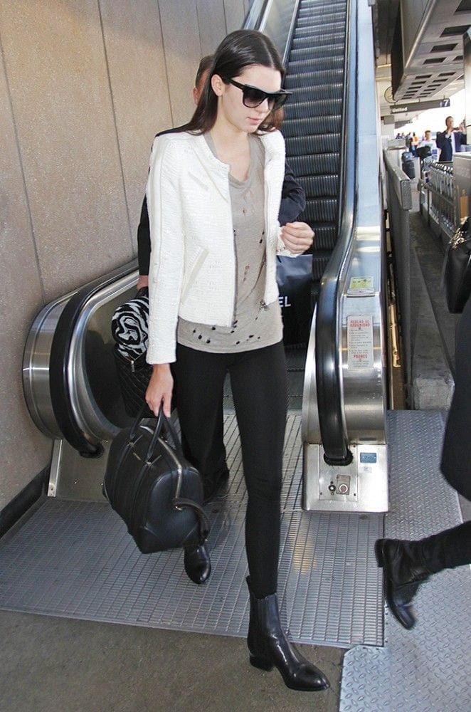 e6a9b9f15ef71f9cfffe5fc75d4fc220 Cute Outfits To Wear At Airport-18 Best Airport Styling Tips