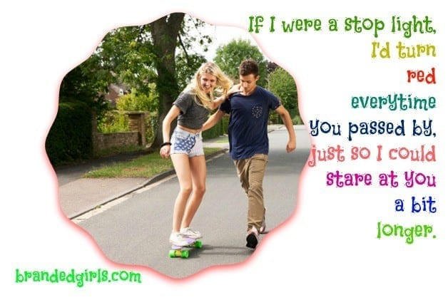 impress-a-girl-18 32 Cute and Catchy Pickup Lines Say to a Girl to Impress Her