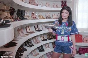 How Kylie Jenners Wardrobe Looks In Her 7million Mansion
