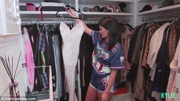 k4 How Kylie Jenner's Wardrobe Looks In Her $2.7million Mansion