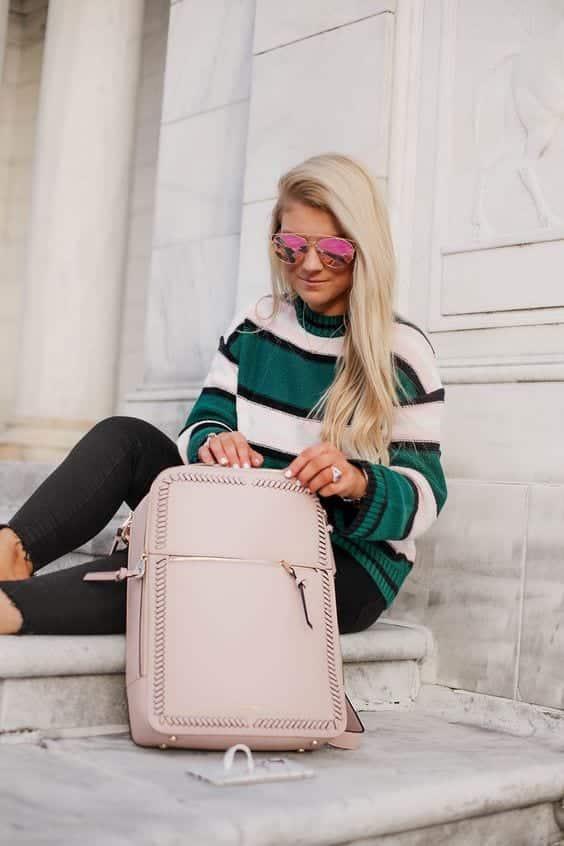 s1 Winter School Outfit Ideas-20 Cute Dressing Ideas for School Girls