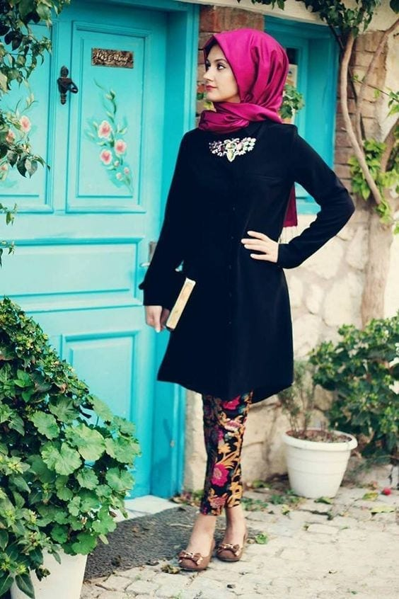 0d999e40f0a4e9fcb321bd42a6de7867 10 Fashion Trends for Muslim Women to Follow this Year