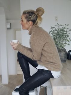 756b8c3452f72dd02db4a124fe5c3285 Outfits with Leggings -20 Ways to Wear Leggings Stylishly