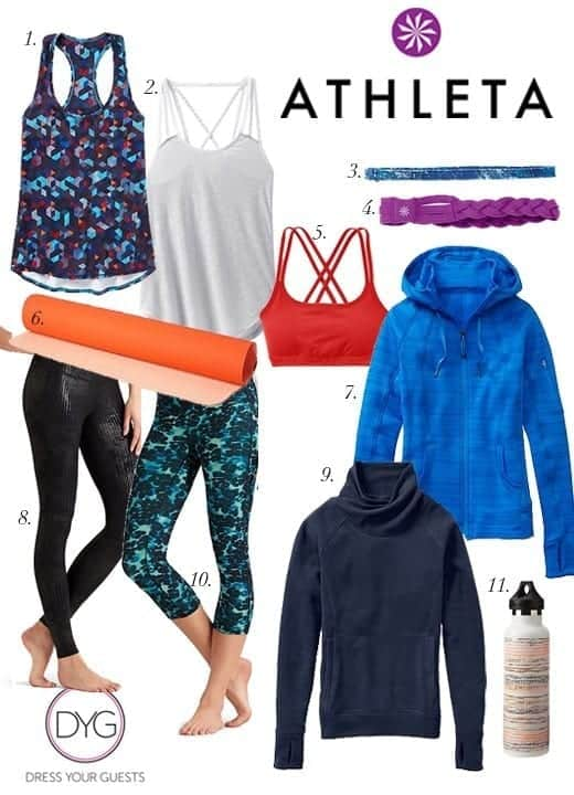8 Gym Apparel Brands-Top 10 Gym Clothing Brands This Year