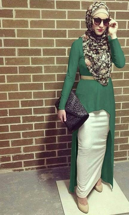 Abayas 15 Trending Kuwait Street style Fashion for Women to Follow