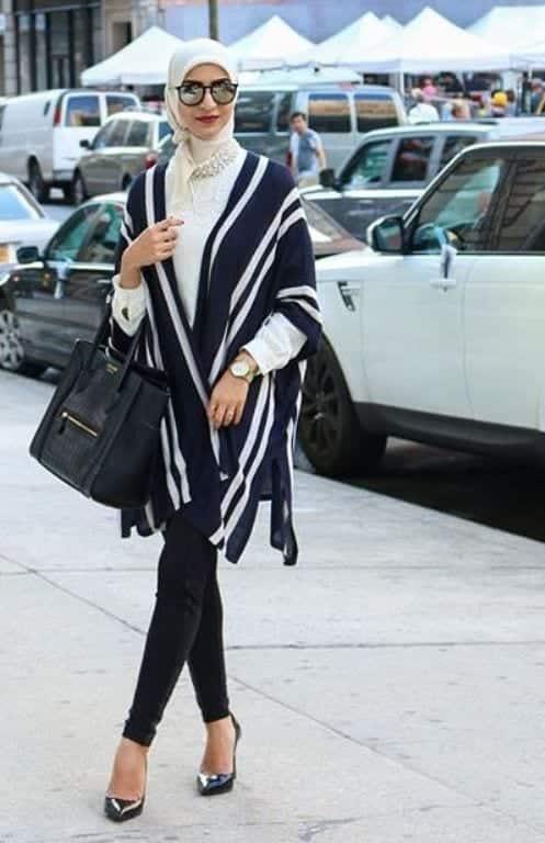 Cardigan 15 Trending Kuwait Street style Fashion for Women to Follow
