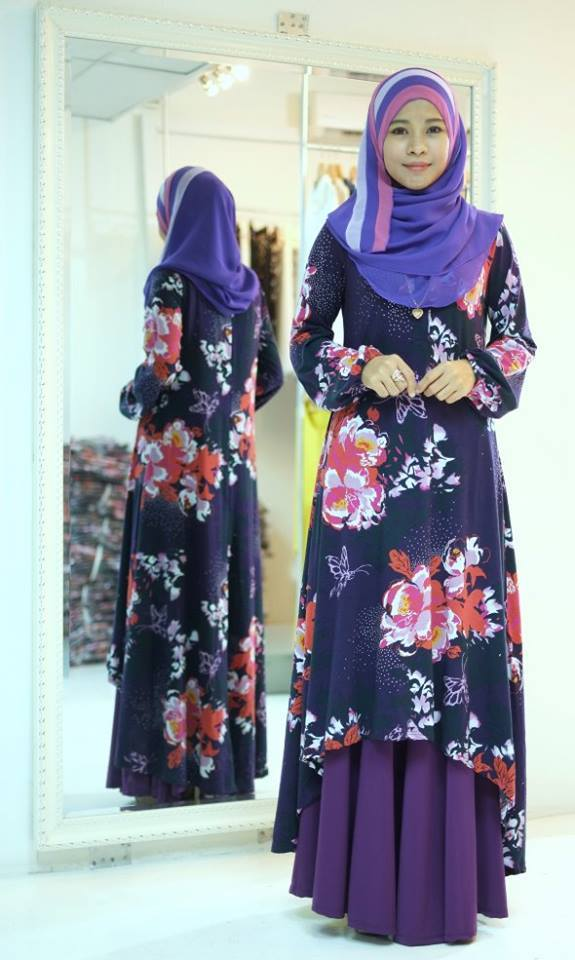 Floral 15 Trending Kuwait Street style Fashion for Women to Follow