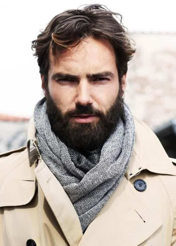 Garibaldi Beard Styles For Oval Faces – 20 New Styles To Try This Year