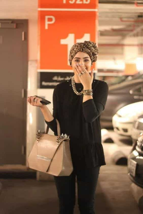 Hijab 15 Trending Kuwait Street style Fashion for Women to Follow