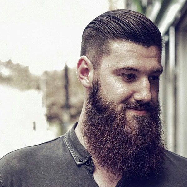 Lomg Beard Styles For Oval Faces – 20 New Styles To Try This Year