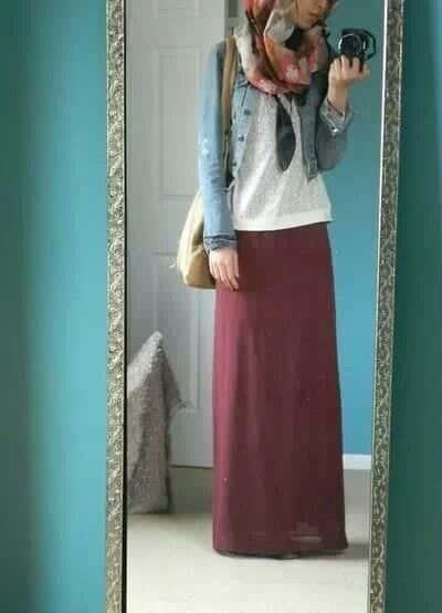 Maxi 15 Trending Kuwait Street style Fashion for Women to Follow