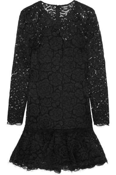 Net-Ruffle 20 Ways to Wear & Style Ruffled Outfits–Ruffles Frills Fashion