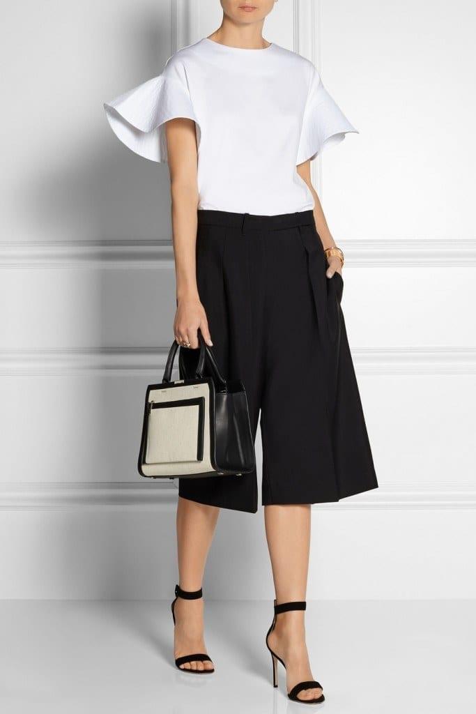 Office-ruffle-683x1024 20 Ways to Wear & Style Ruffled Outfits–Ruffles Frills Fashion