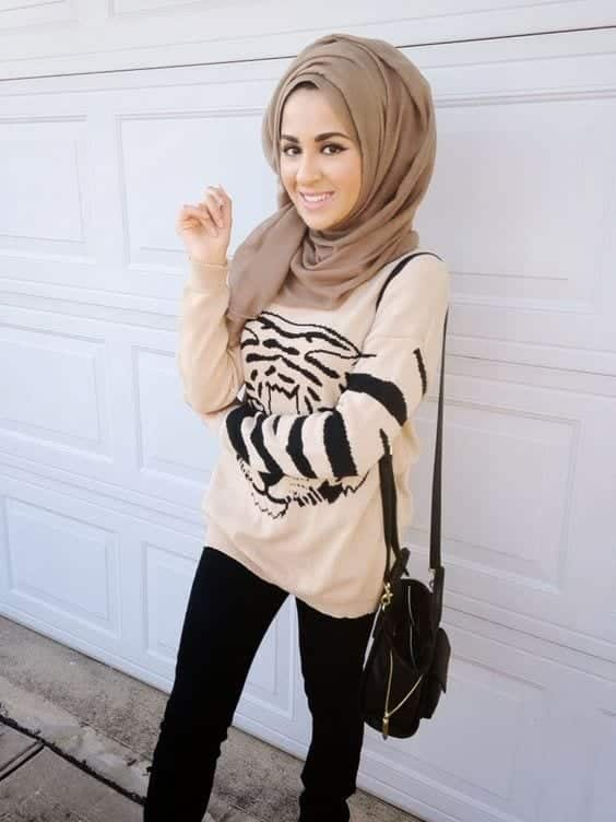 Shirt 15 Trending Kuwait Street style Fashion for Women to Follow