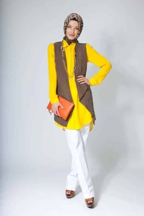 Tiger-Print 15 Trending Kuwait Street style Fashion for Women to Follow