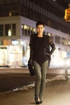 c4deff9d5133b6b3b9e79049a1dec683 Outfits with Leggings -20 Ways to Wear Leggings Stylishly