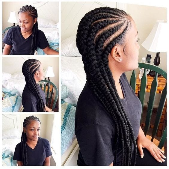 c66b3ebbc448922bd693b87e27d384b0 Cornrow Hair Styles for Girls-20 Best Ways to Style Cornrows