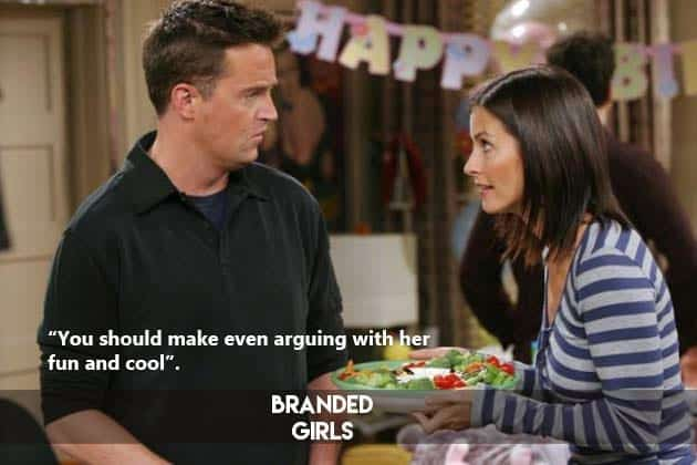 chandler-feb-7 50 Cute and Funny Things to say to a Girl to Impress Her
