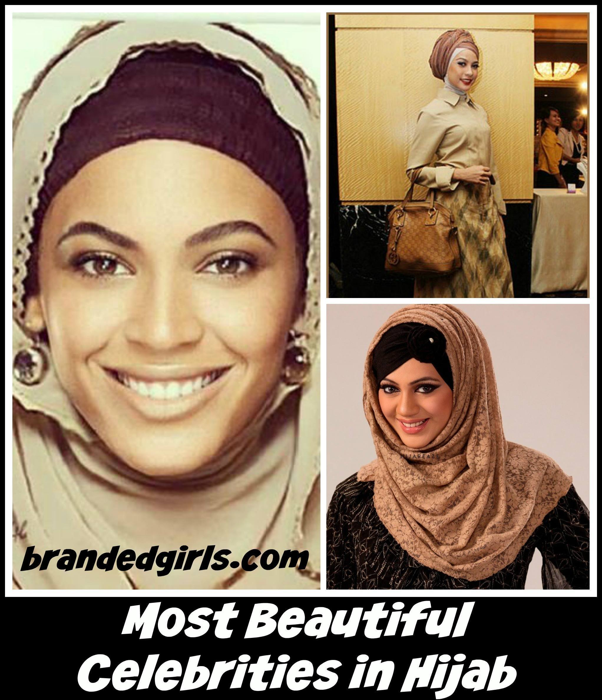 hijab celebrities