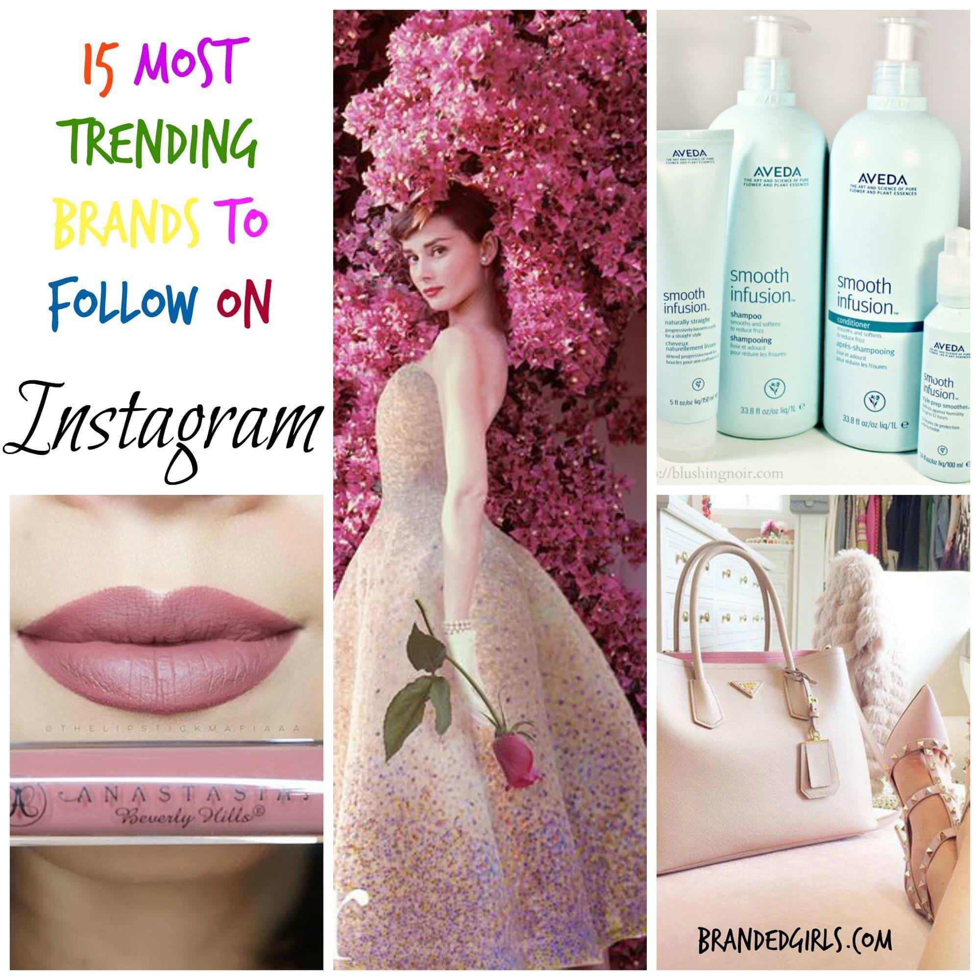 Top 15 Brands for Women To Follow On Instagram for Styling Tips
