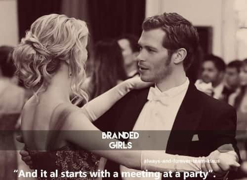 klaus-caroline-the-vampire-diaries-couples-28274958-500-365 50 Cute and Funny Things to say to a Girl to Impress Her