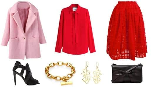 slide_402026_4983710_compressed Red and Pink Combination – How To Wear a Red and Pink Outfit